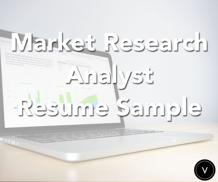 56 best Work - Market Research \ Analysis images on Pinterest - market research analyst resume objective