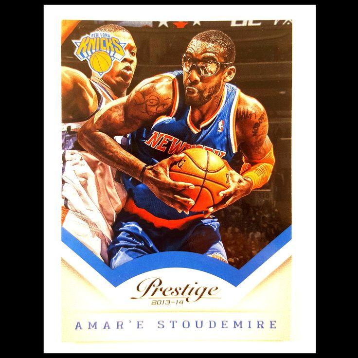 Amar'e Stoudemire Basketball Card (2013-14 Panini Prestige)