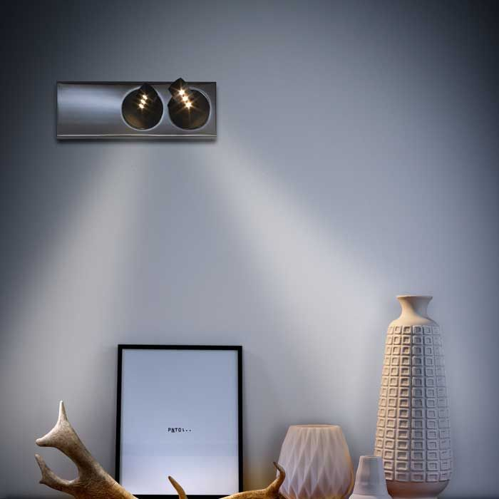 Ponato Black Spot 2, Wall Lights, Gloco - & Home Lighting