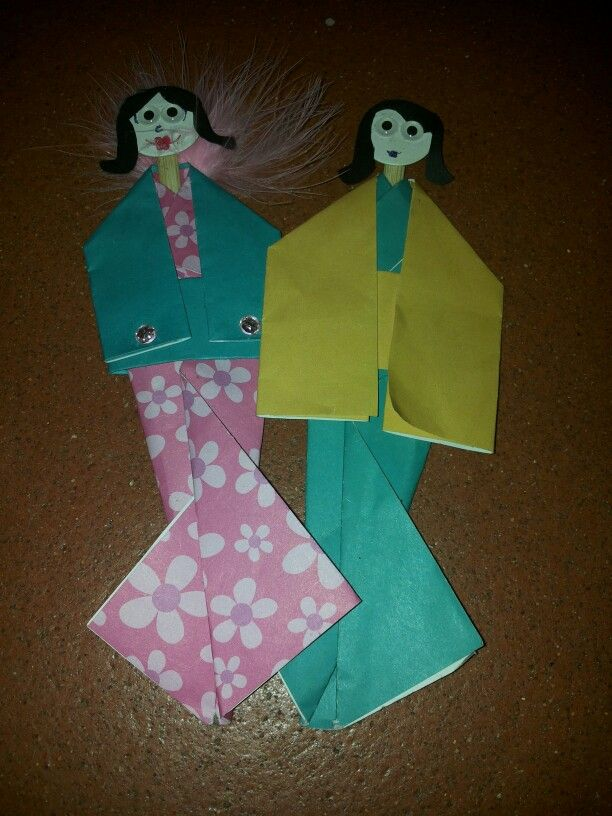 Geisce origami