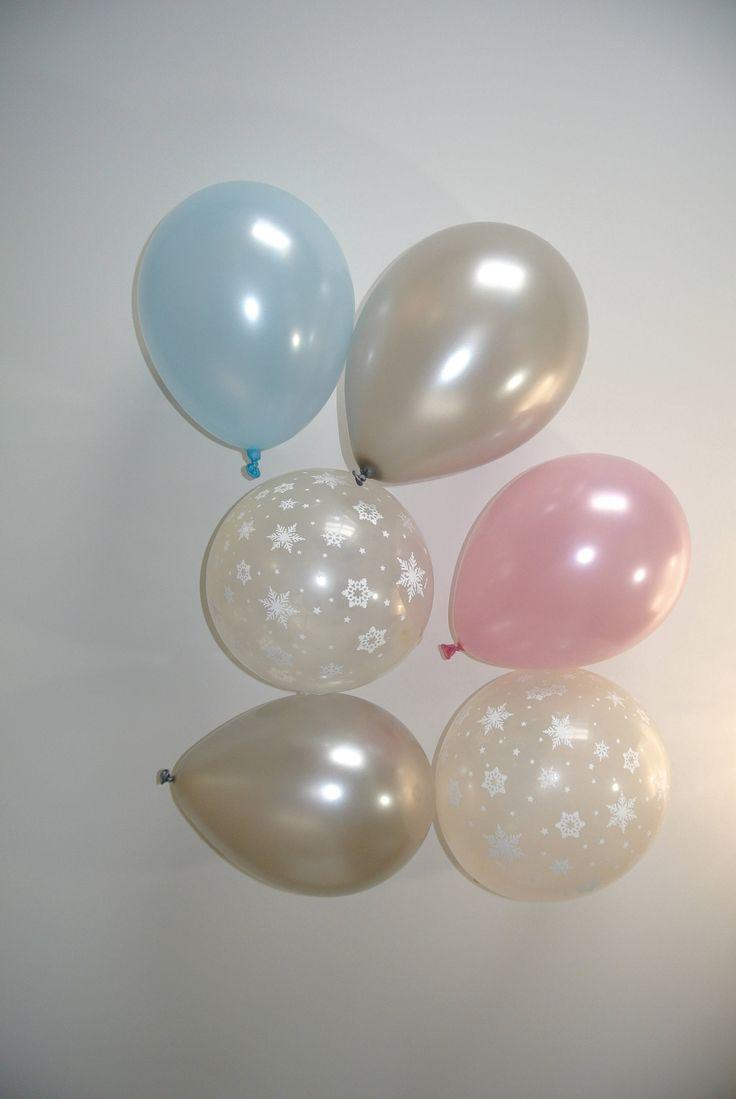 Girl or Boy Gender Reveal Decorations. Gender Reveal Party. Boy or Girl Banner. Gender Reveal Balloons. Snowflake Gender Reveal. Winter by PaperRabbit87 on Etsy