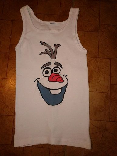 Olaf-obličej
