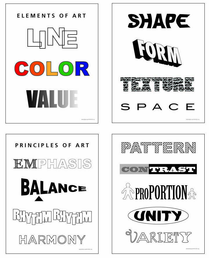 Principles Of Art Line : Best images about elements principles on pinterest