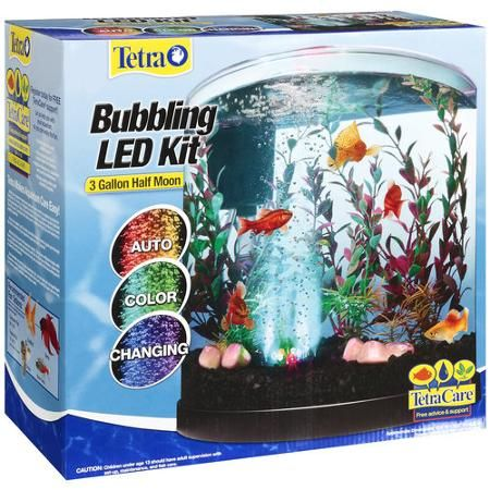 1000 images about small fish tanks on pinterest aqua for Fish tank lights walmart