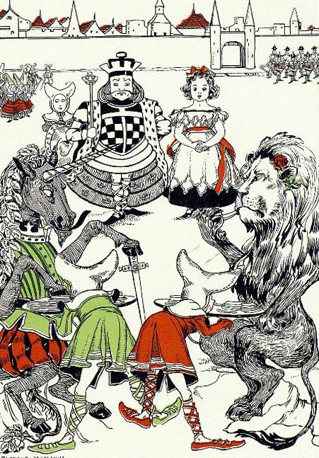 Blanche McManus «Alice in Wonderland» by Lewis Carroll. Editorial Mansfield y Wessels, USA, 1899