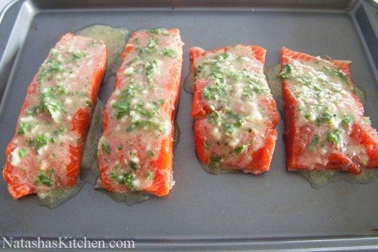 Baked Salmon Recipe-5