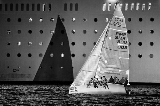 Concorso Trieste 2012 - foto della sezione Trieste by night  Ervin Skalamera - Jotun Cup 2012