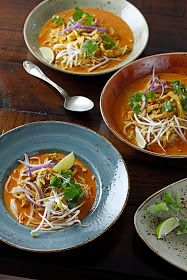 ... Chicken Khao Soi | Asian recipes | Pinterest | Bon Appetit, Chicken