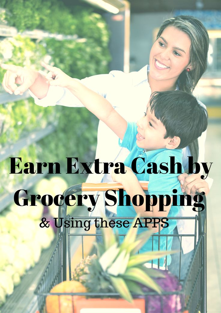 Make $$ Grocery Shopping