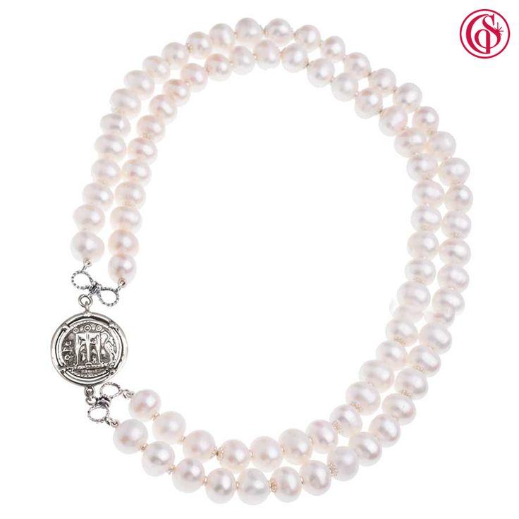 Romantica e sognatrice? Le #perle sono un must tra i #gioielli di ogni donna!