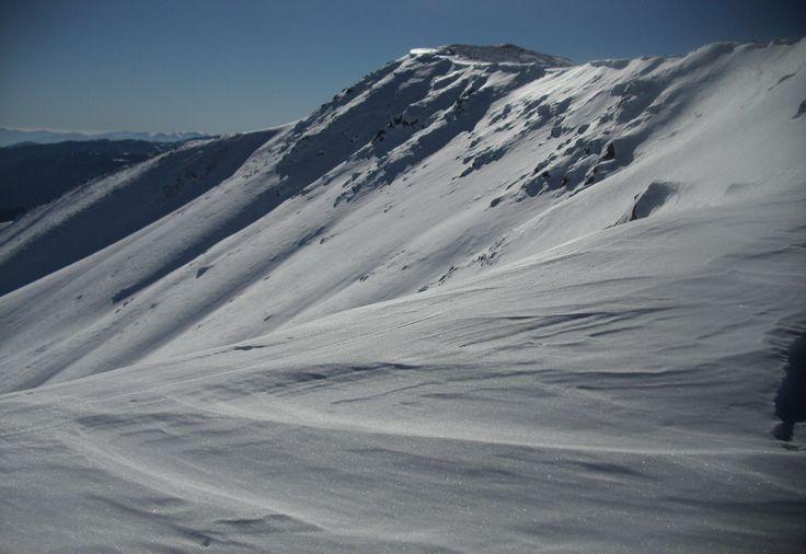 Vasilitsa's Mountain ridge,Grevena Greece