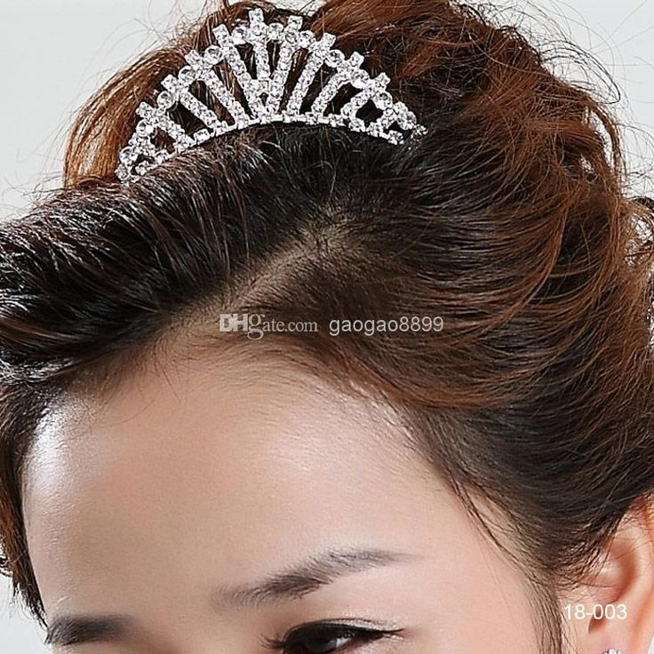 $5 Wholesale Tiaras & Hair Accessories - Buy New In Stock Crystals Snowflake Tiaras in Silver Glamous Hair Bridal Accessories Princess/Girl Tiaras Under $9.9, $4.14 | DHgate