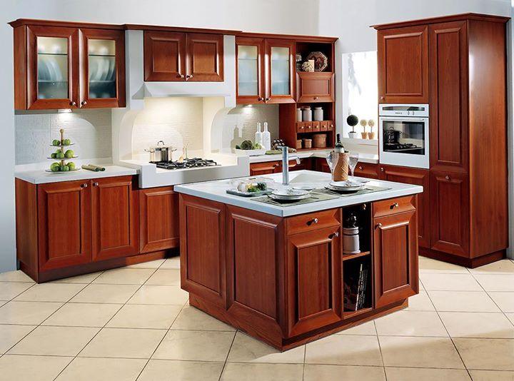 Αγαπημένο κλασικό στιλ! Ο σχεδιασμός της φανταστικής LOFT αποπνέει αρχοντιά και εργονoμία. Φινίρισμα σε ξυλεία Αμερικάνικης κερασιάς πάγκοι από Corian με εντυπωσιακό σχεδιασμό στις εστίες συστήματα για την ασφάλεια των παιδιών  τι άλλο θέλετε για την κουζίνα σας;  #Eliton