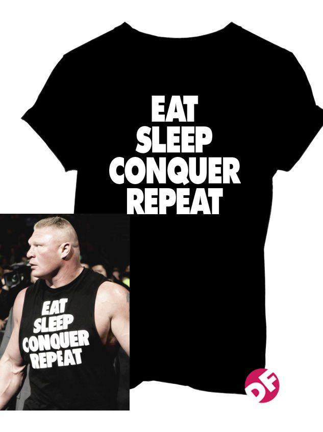 Brock Lesnar Tshirt Eat Sleep Conquer Repeat WWE Adult and Kids sizes BNWT WWF - https://bestsellerlist.co.uk/brock-lesnar-tshirt-eat-sleep-conquer-repeat-wwe-adult-and-kids-sizes-bnwt-wwf/