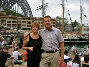 B&B Owners from England who will care for your home and pets in the Sydney/Northern Beach area while you take a vacation