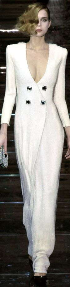 Armani Priv Fall 2008 look44 ... Have a look at the web page for 5 fantastic…