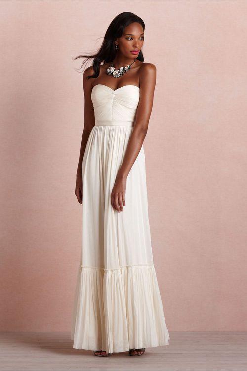 Mejores 48 imágenes de Dresses en Pinterest | Vestidos de novia ...