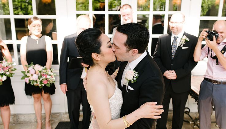 Cheryll & Drew's Auberge du Pommier Wedding