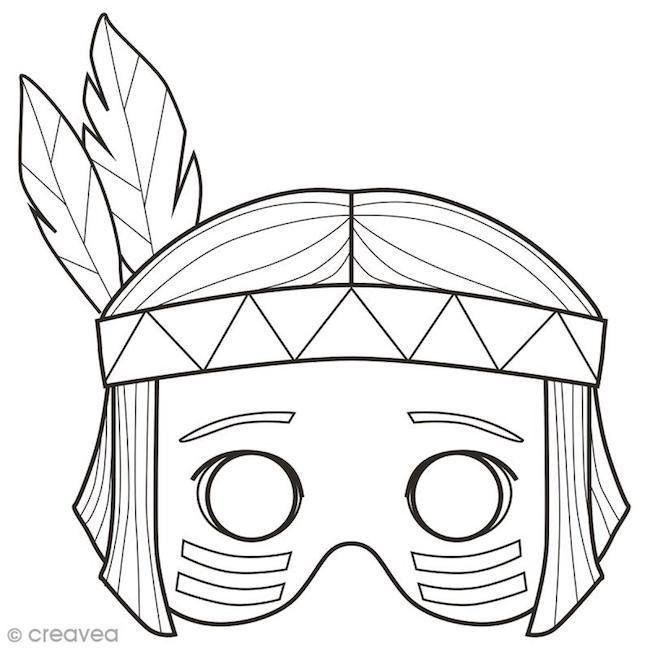 Moldes De Mascara De Carnaval 2019 De 70 Modelos Para Imprimir Carnaval Geburtstagsku Faschingsmasken Basteln Masken Basteln Masken Kinder
