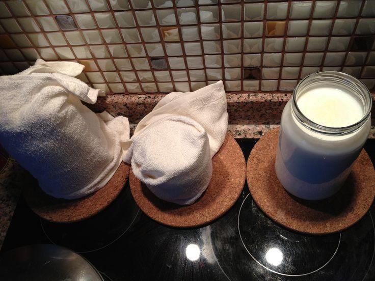 Tahmin edeceğiniz gibi, yoğurt yapma işine de Berra'nın ek gıdaya geçmesi ile başladım. Ve yıllardır yoğurt ile arası olmayan ben, yoğurtsuz yaşayamayan biri haline döndüm. Özellikle tahin,bal ve öğütülmüş çörek otu karıştırdığım yoğurt benim için öğün yerine bile geçiyor Yoğurt yapmak çok kolay ama dikkat isteyen bir olay. Sütün kalitesi, kullanılan mayanın tadı, içeriği çok […]