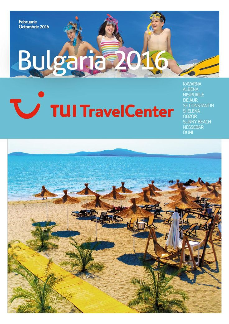 Catalog TUI TravelCenter Oferte Bulgaria 2016!Oferte si recoandari: Lighthouse Gold and Spa Resort, 5 stele, -20% early booking, de la 66 euro