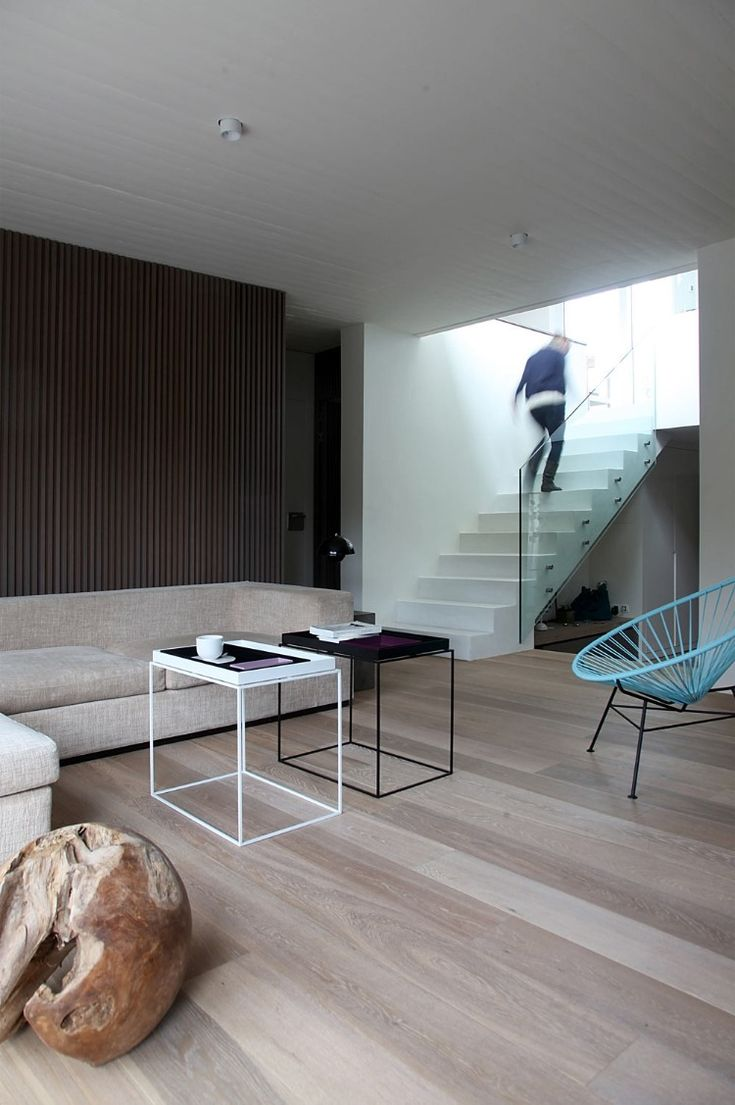 Acapulco chair living room - Apartment In Athens Greece By Stamp Architecture Tray Tables By Hay And Acapulco Chair By