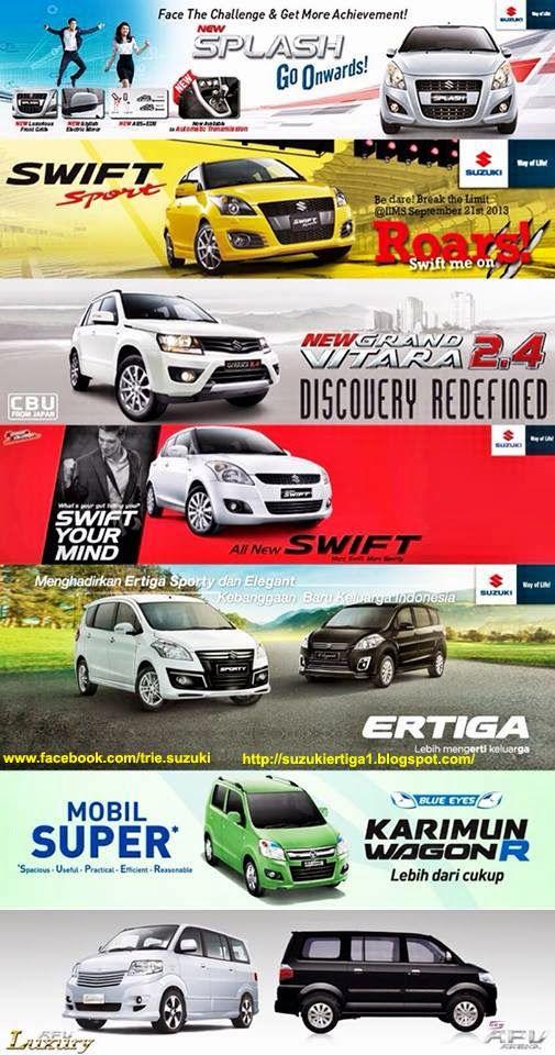 DEALER RESMI SUZUKI MOBIL MAKASSAR: Suzuki ERTIGA All Type Paket Bulan Maret