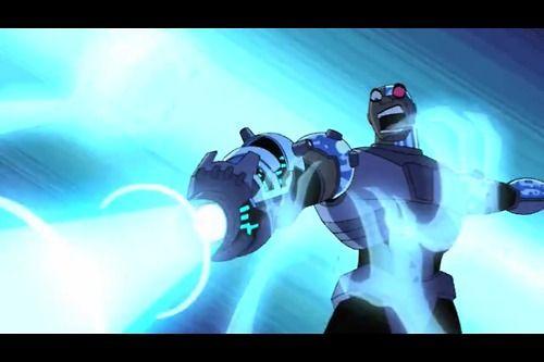 Oh Cyborg...
