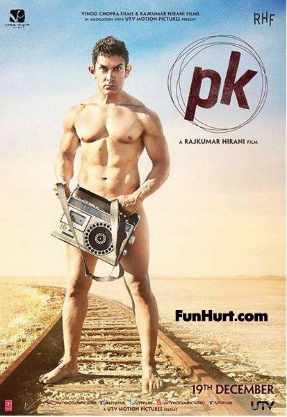 Aamir Khan Movie PK First Look Released Date & Release Date