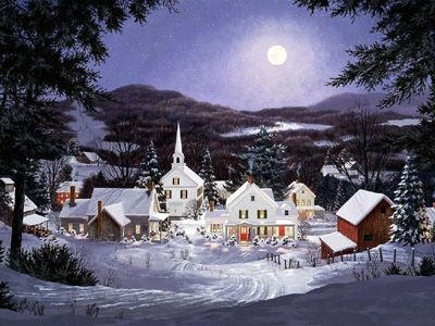 Julhälsningar från mig - ha en god jul!