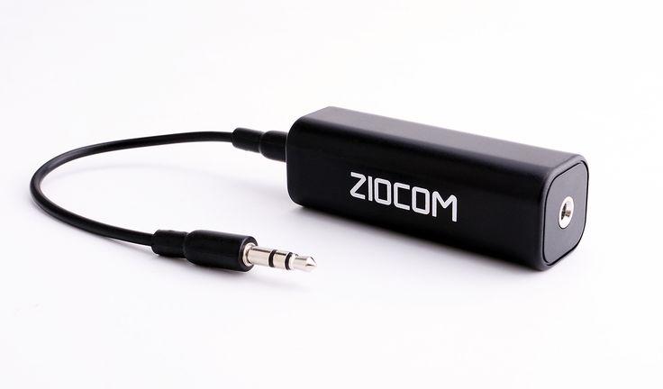 Ground Loop Noise Isolator [ Eliminate The Buzzing Noise