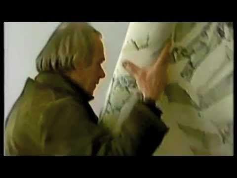 Simon Hantaï - Tombeau suivi d'un Film-documentaire du centre d'Art de F...