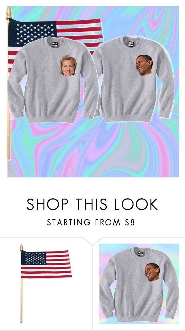 """""""USA PRESIDENT"""" by hellosookieclothing on Polyvore"""