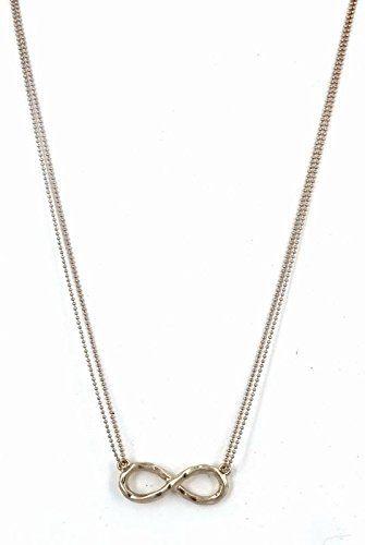 Bild Hultquist Halskette Infinity rosegold