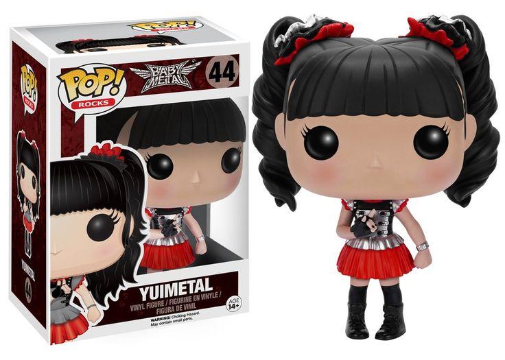 POP! Rocks: BABYMETAL - Yuimetal