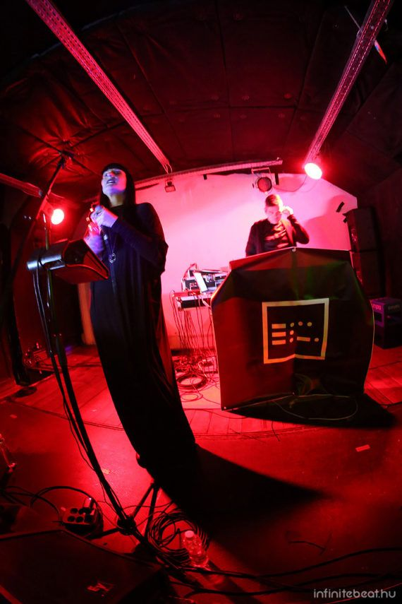 Black Nail Cabaret, Ultranoire @ GMK, 2017.01.13 | Infinite Beat