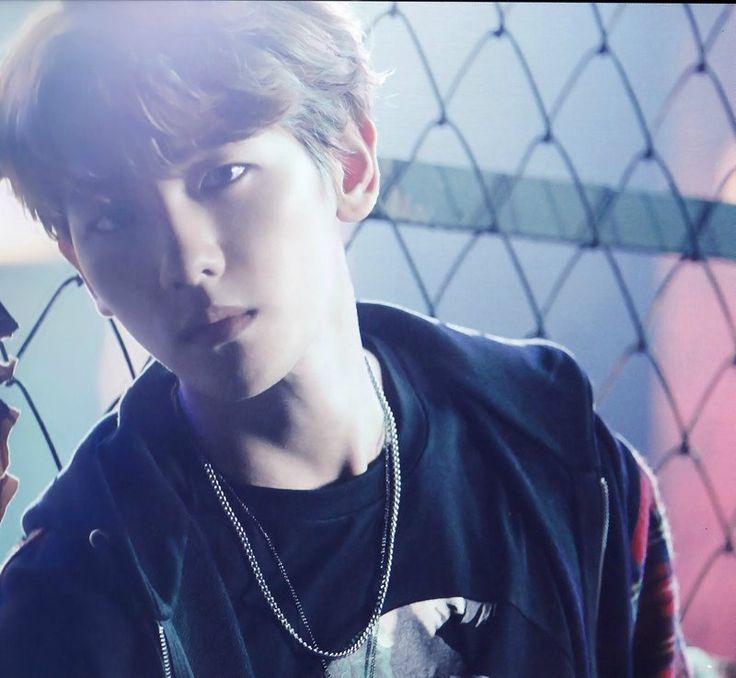 Baekhyun  - Álbum Japonês 'Coming Over' EXO (2016)