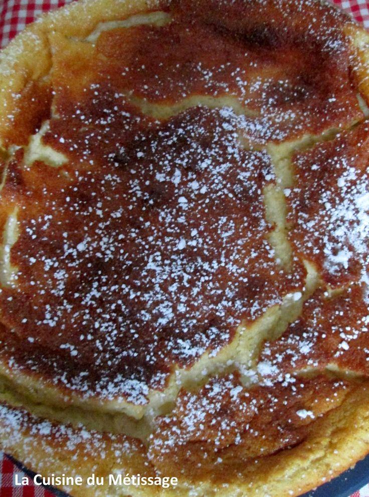 Gâteau Moelleux à l'Orange | Cuisine et Métissage