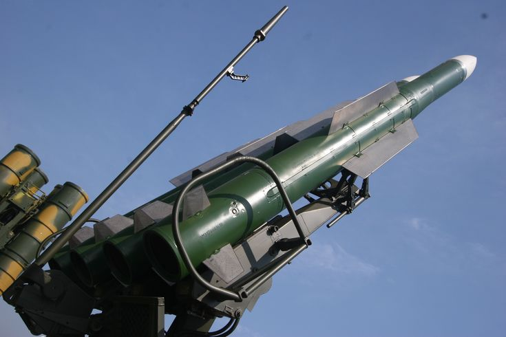 The Russian Buk SAM MH17 is a surface-to-air missile system is designed to fire at targets such as aircraft, cruise missiles and drones. Read more.
