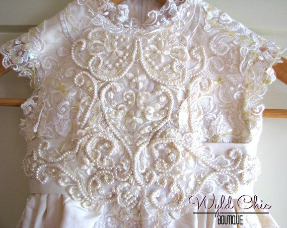 73 Best Wedding Gown To Christening Gown Conversions