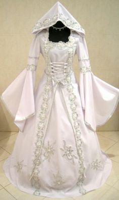 medieval wedding dresses - Google Search