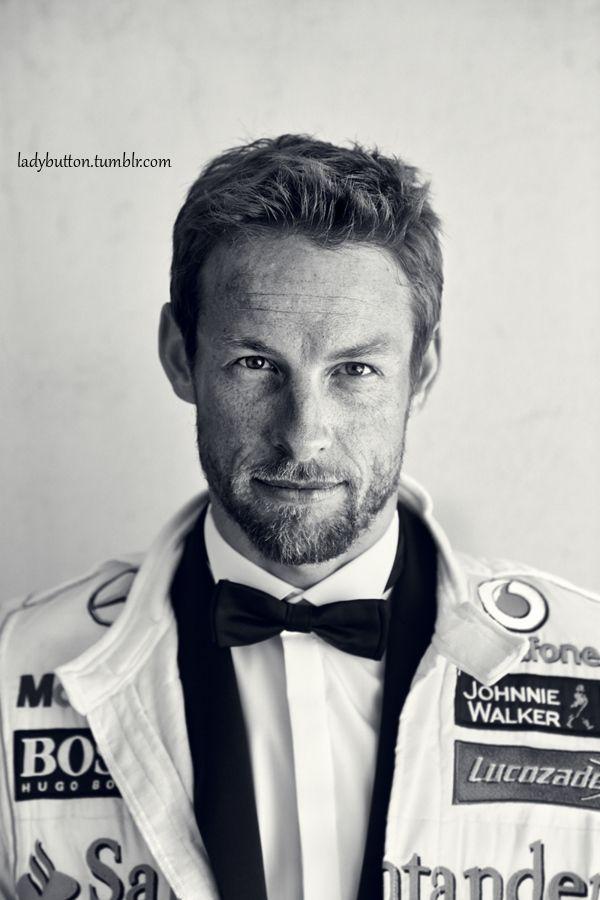 I'm still in love... Jenson Button