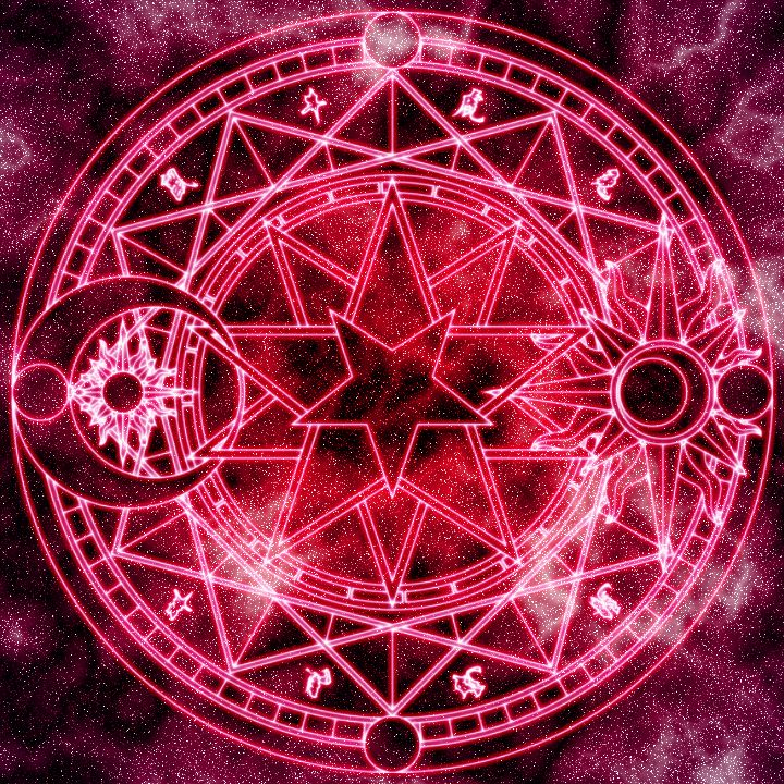 Star's Magic Circle by ~Earthstar01 on deviantART