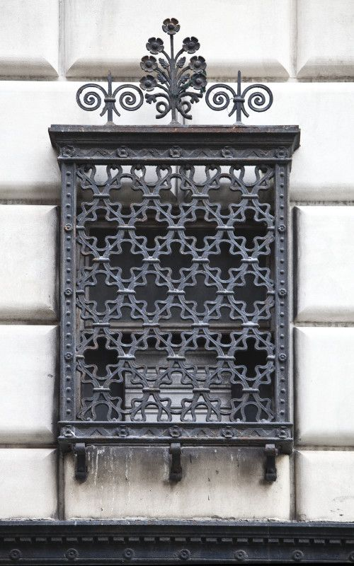 17 Best Images About Wrought Iron Window On Pinterest