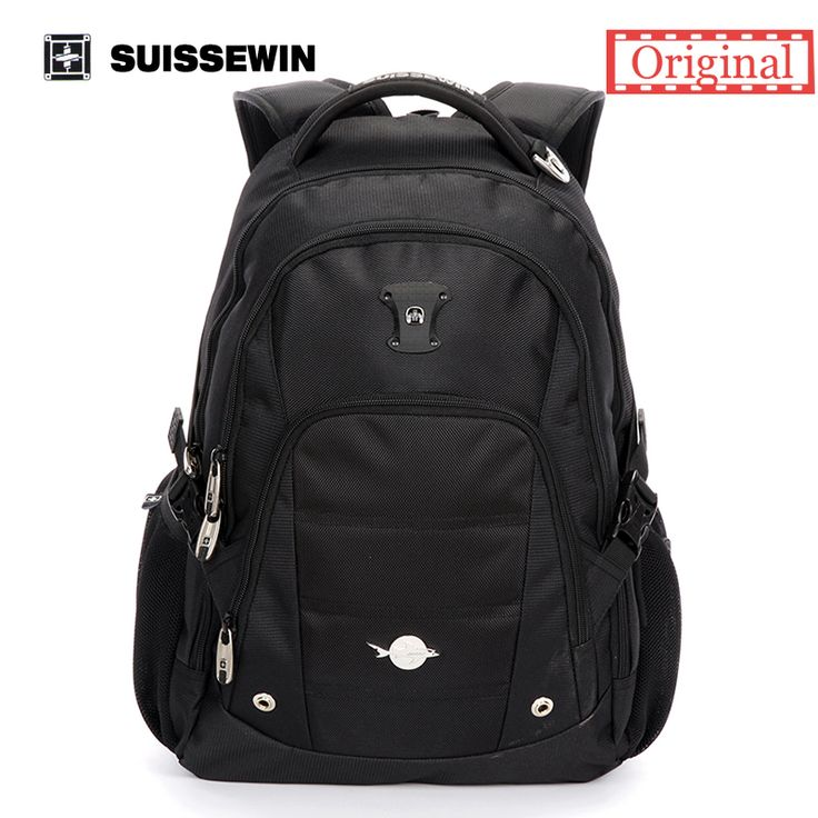 Suissewin Backpack New Arrival mochila Bag Notebook Bag Bagpack Men School Bag swissgear wenger Laptop Bag #Affiliate