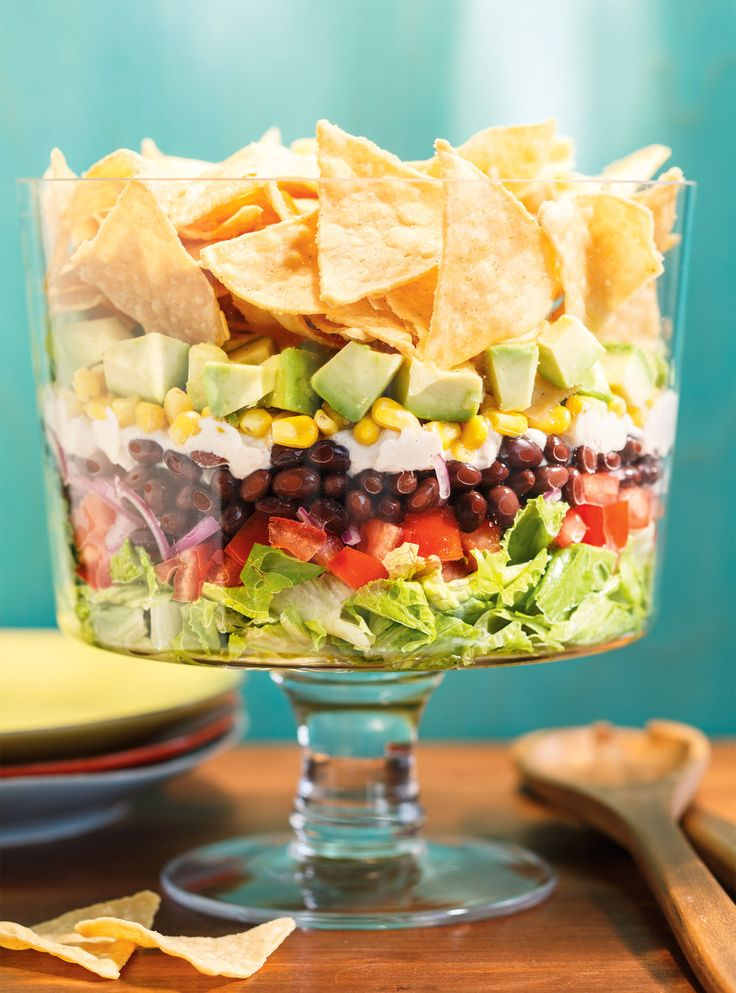 Recette de Ricardo de salade Santa Fe
