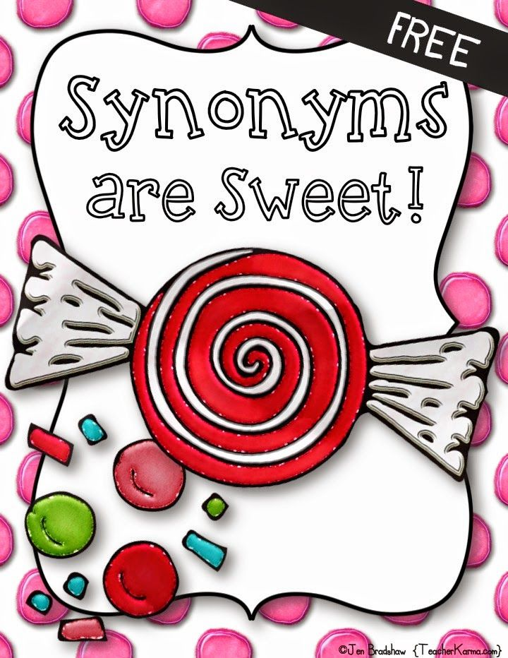 17 best ideas about synonym activities on pinterest little