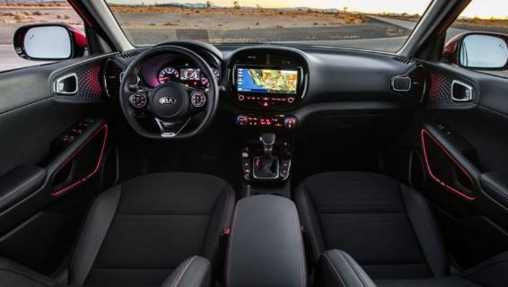 2020 Kia Soul Gt Interior Kia Soul New Cars Kia