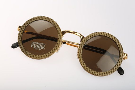 Gianfranco Ferre GFF 96/S / Vintage sunglasses / by CarettaVintage, $275.00