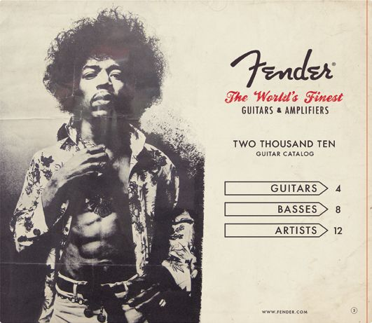 I'd love to have this framed on the wall! Jimi + Fender = 2 of my all time favorites!